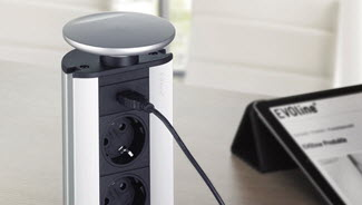 New and Powerful USB Charger from EVOline