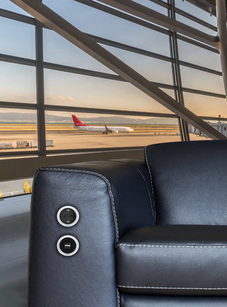 EVOline One in sofa-airport - EVOlineStore