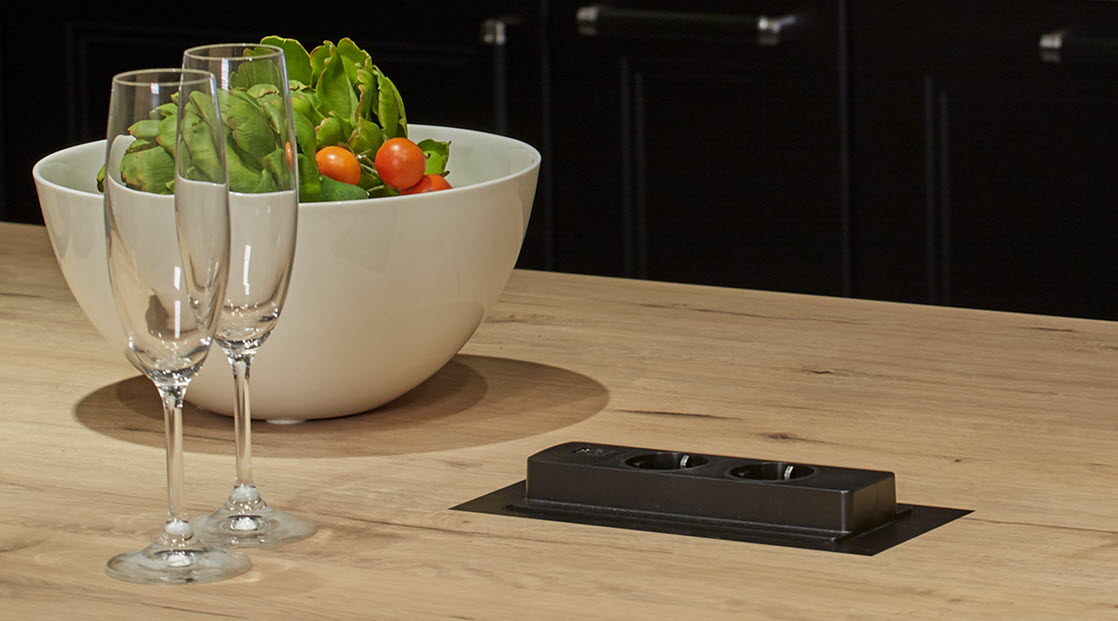 """Featured image for """"So many possibilities when using EVOline products in your kitchen"""""""