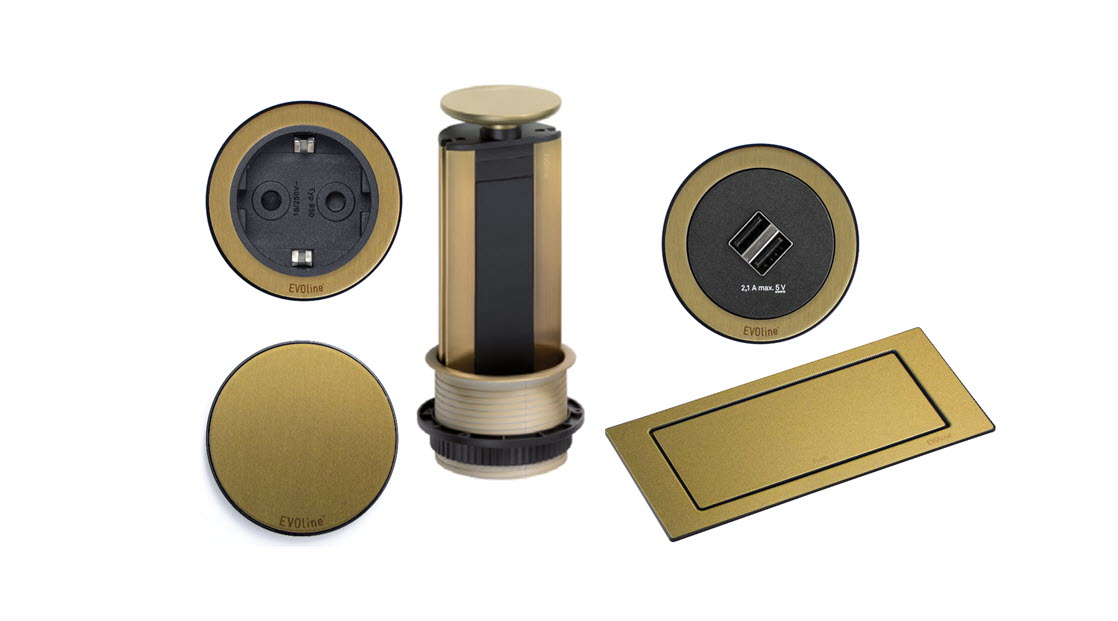 """Featured image for """"YES, for sure: BRASS FINISHES are making a comeback"""""""
