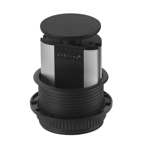 EVOline Port aperture black