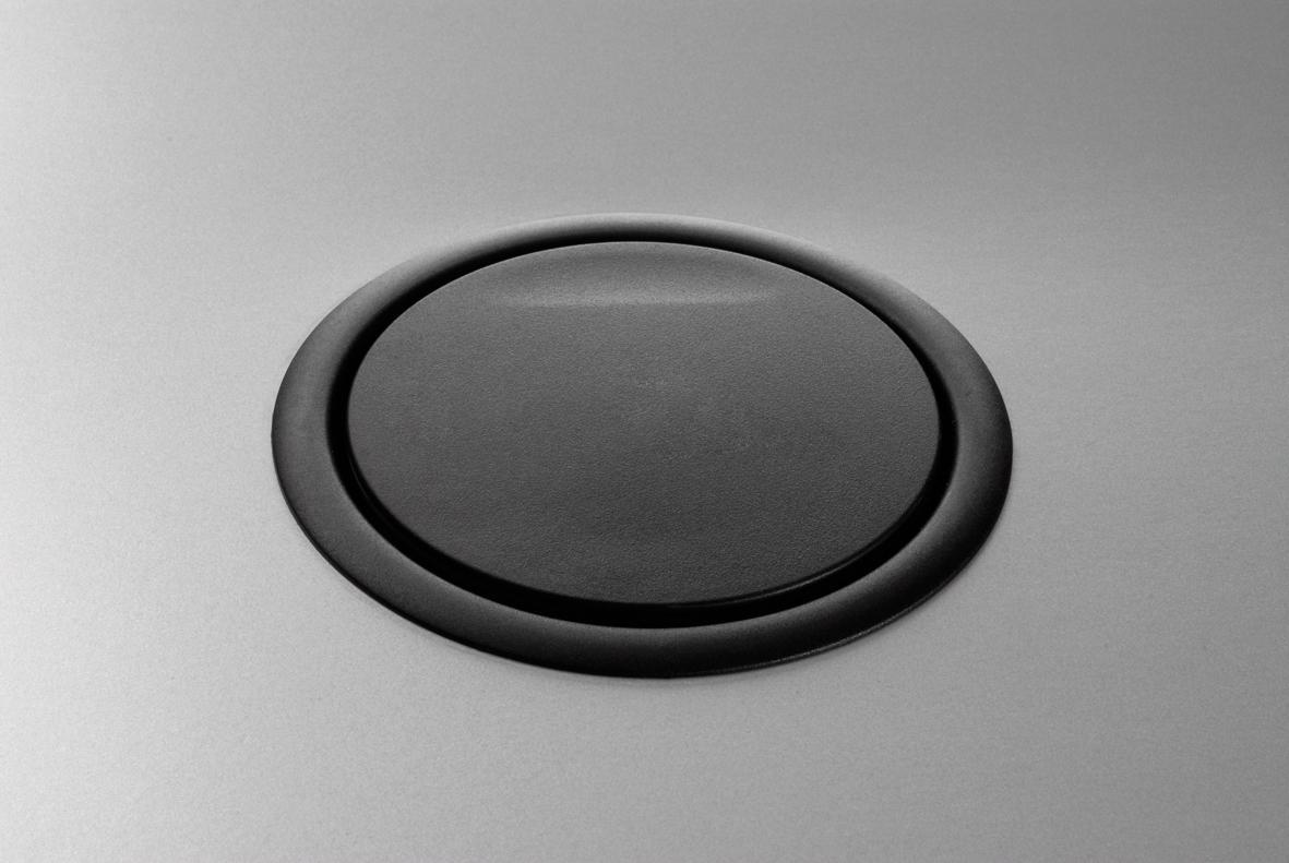 EVOline Port USB Charger / Black / 2x pop up socket / 2x USB-1678