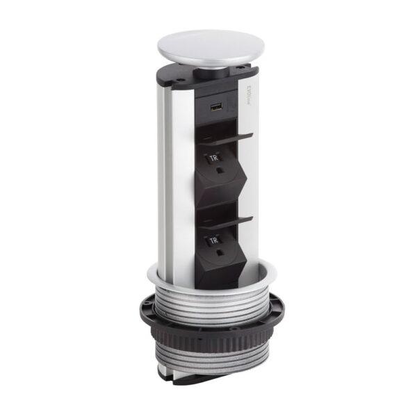 EVOline Port - pop up socket - USA-UL-Type B version - EVOlineStore