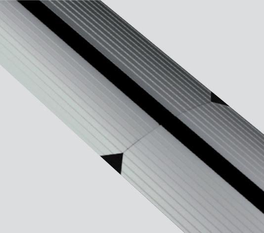EVOline Bridge kabelgoot / vloergoot / kabelbrug koppel module-0