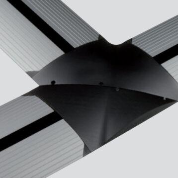 EVOline Bridge kabelgoot / vloergoot / kabelbrug T-stuk module-0