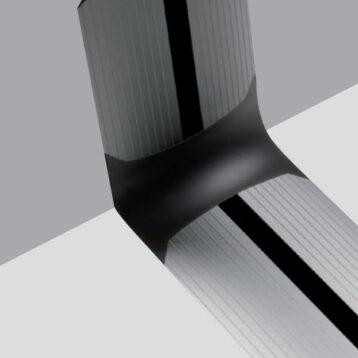 EVOline Bridge kabelgoot / vloergoot / kabelbrug verticale module-0