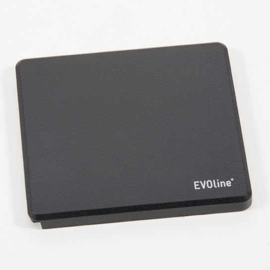 """Featured image for """"EVOline Square80 / 1x power socket / 1x USB charger / Black"""""""