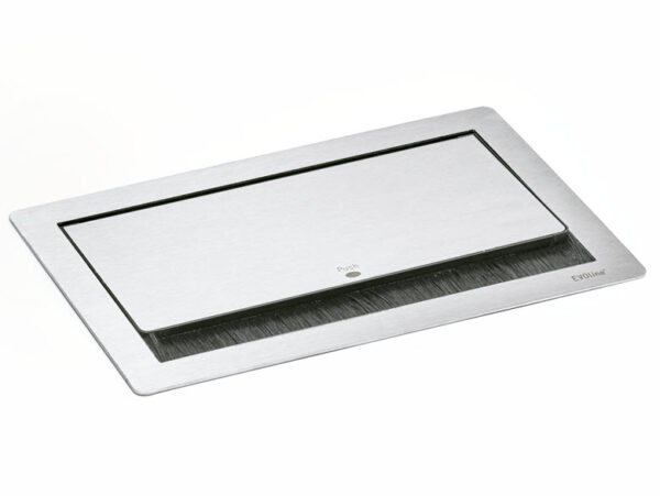 EVOline Fliptop Push S / Netbox 3x power socket-2815