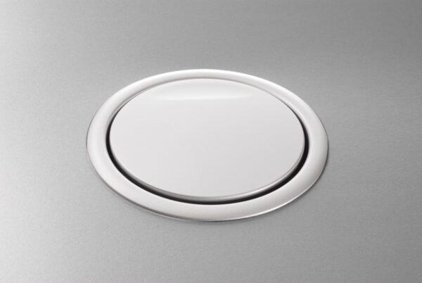 EVOline Port / White / 3x pop up socket-2952