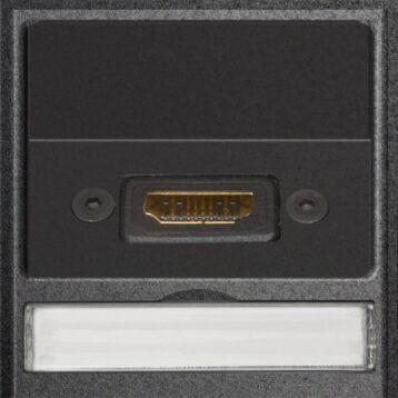 EVOline 1x HDMI 1.4 module cable 0.3m / replacement part-0