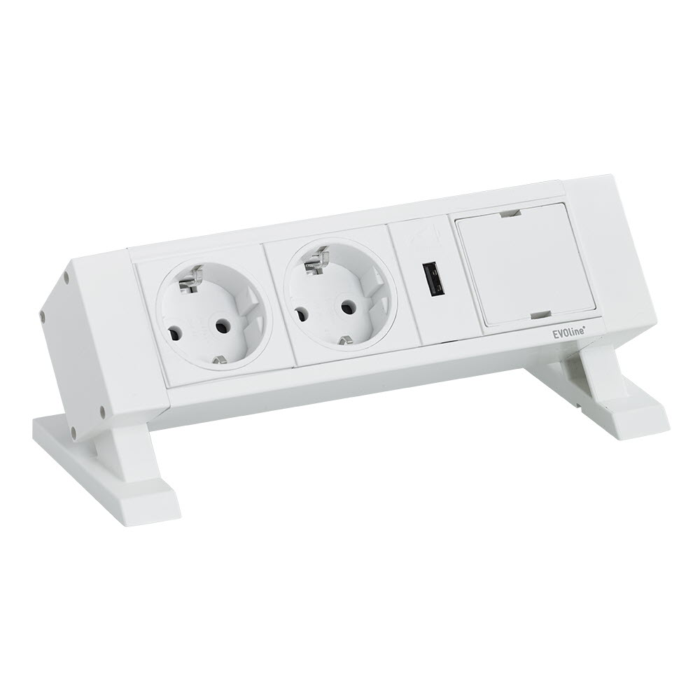 EVOline Dock Square white - EVOlineStore