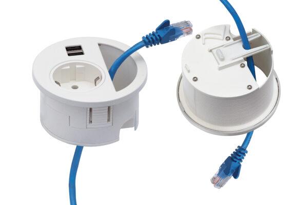 EVOline Circle80 - Easy access - EVOlineStore