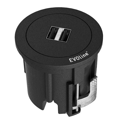 EVOline One - double charge black cover ring - EVOlineStore