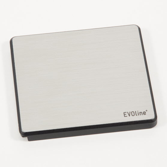 EVOline Square Stainless steel optics - EVOlineStore