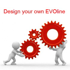 Design your own EVOline Fliptop version - EVOlineStore