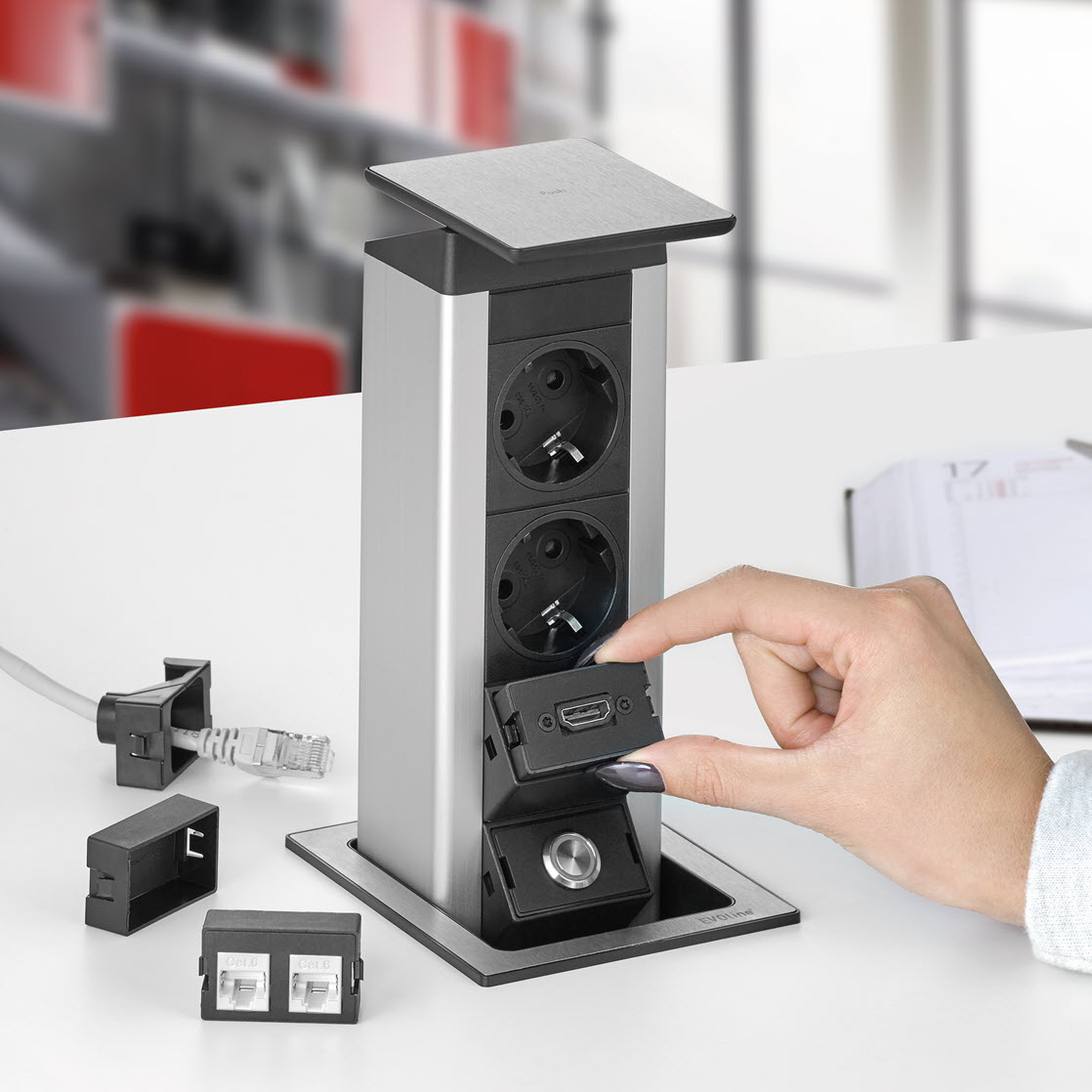 EVOline Port Push multimedia - EVOlineStore