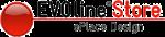 EVOlineStore logo footer
