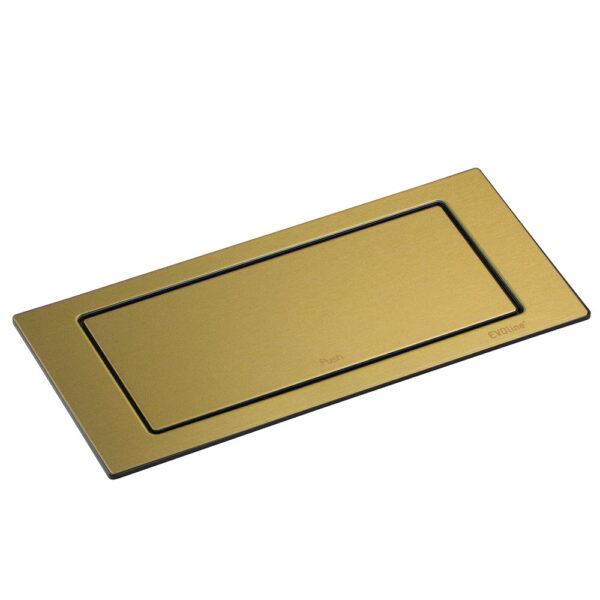 EVOline Backflip brass inlay closed - EVOlineStore